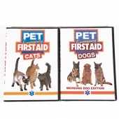 Pet Emergency First Aid Videos (Combo pack)